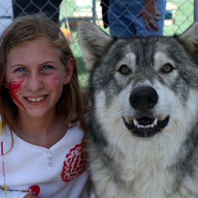 2008 North Hanover Country Fair Bandit & hugger